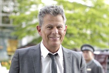 David Foster Michael Buble And Luisana Lopilato Wed For A 2nd Time In Vancouver
