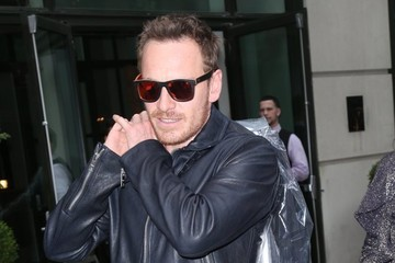 Michael Fassbender Michael Fassbender Steps Out in NYC