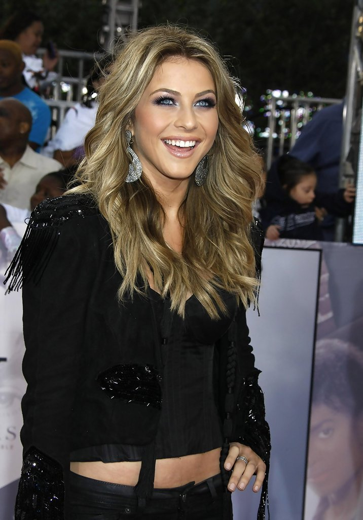 Julianne Hough Photos Photos Michael Jacksons This Is It Los