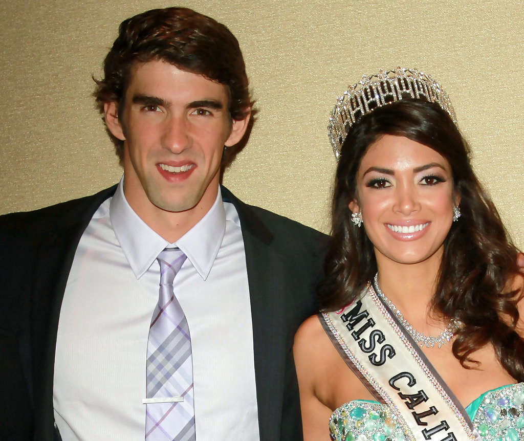 Michael Phelps and Fiancée Nicole Johnson Are Expecting Their First Child