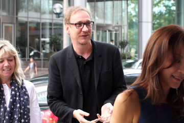 Michelle Yeoh David Thewlis Michelle Yeoh And David Thewlis At The George Stroumboulopoulos TV Show