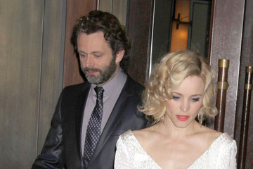 Rachel McAdams Michael Sheen 'Midnight In Paris' Special Screening In New York