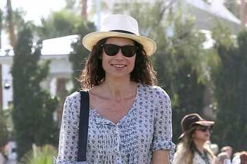 Minnie Driver Coachella Music Festival Day 2