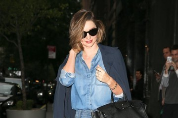 Miranda Kerr Miranda Kerr Is Spotted Out and About in NYC