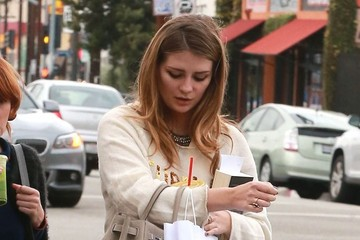 Mischa Barton Mischa Barton Shopping For Weed & Clothes In Silverlake