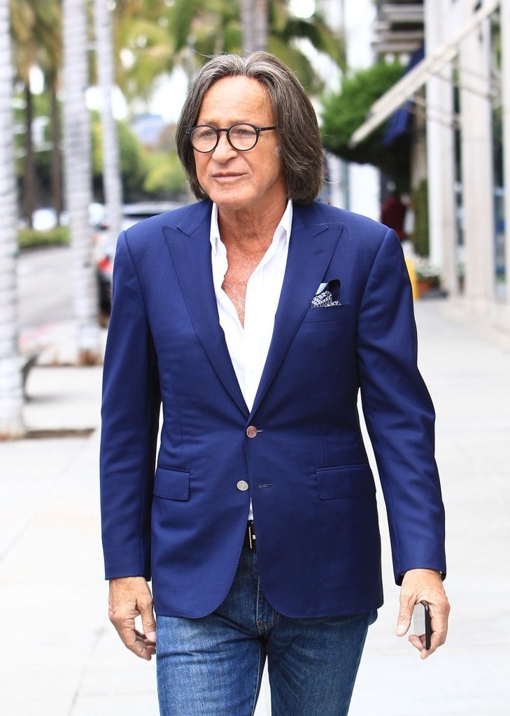 Mohamed Hadid Shops With a Friend in Beverly Hills - Zimbio  Mohamed Hadid S...