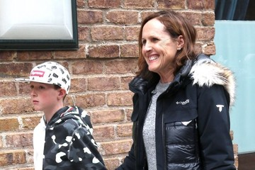 Molly Shannon Molly Shannon Shopping In NYC