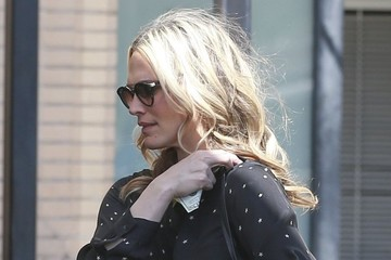 Molly Sims Molly Sims Goes Shopping at Barneys New York in Beverly Hills