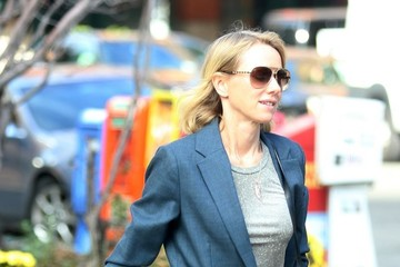 Naomi Watts Naomi Watts Out And About In NYC With Her Mom