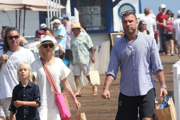Naomi Watts File: Naomi Watts & Liev Schreiber Call It Quits