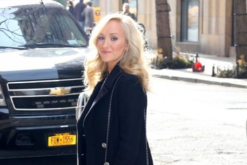 Nastia Liukin Celebrities Drop by 'The View'