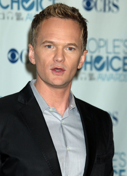 Neil Patrick Harris Celebrities in the press room at the 2011 People's ...