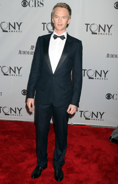 Neil Patrick Harris Celebrities at the 65th Annual Tony Awards in New York City, NY.