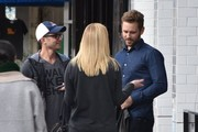 Nick Viall Out For Lunch In Studio City
