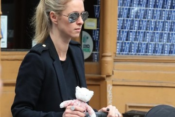 Nicky Hilton Nicky Hilton Takes Her Daughter for a Walk in NYC