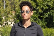 Nicole Murphy Goes Grocery Shopping at Bristol Farms