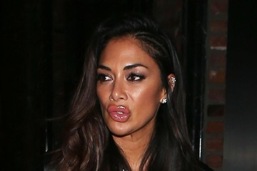Nicole Scherzinger Celebrities Enjoy A Night Out At Tao