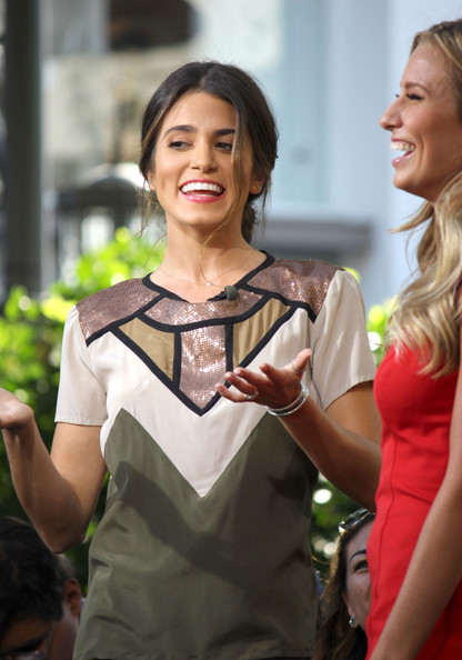 """Nikki Reed - Nikki Reed Gives An """"Extra"""" Interview"""