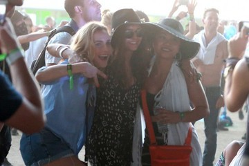 Nina Dobrev Coachella Music Festival Weekend 2 - Day 2
