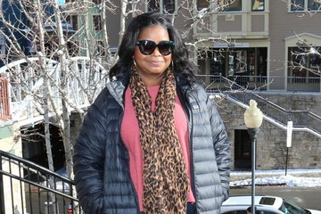 Octavia Spencer Celebrities Out and About at the Sundance Film Festival