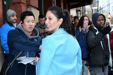 Olivia Munn Olivia Munn Turns Heads in NYC