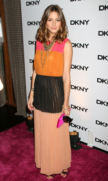Olivia Palermo - The DKNY Sunglass Soiree In New York