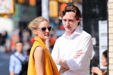 Olivia Palermo Olivia Palermo Haning Out With A Friend In Soho