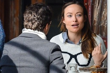 Olivia Wilde Pregnant Olivia Wilde Out For Lunch In New York City