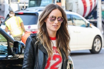Olivia Wilde Olivia Wilde Shops In NYC