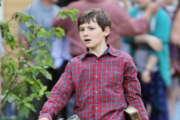 jared gilmore once upon a time