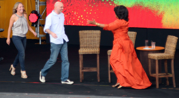 a9c2e481c2 Oprah Gives A Couple 250 Thousand Dollars On The Oprah Winfrey Show In  Sydney