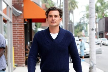 Orlando Bloom Orlando Bloom Out and About in Beverly Hills