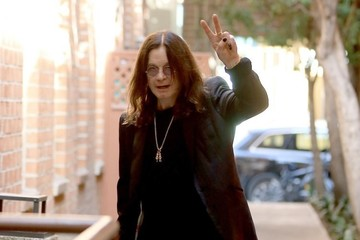 Ozzy Osbourne Ozzy Osbourne Stops By A Doctors Office