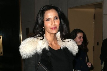 Padma Lakshmi Celebrities Appear on 'The Today Show'