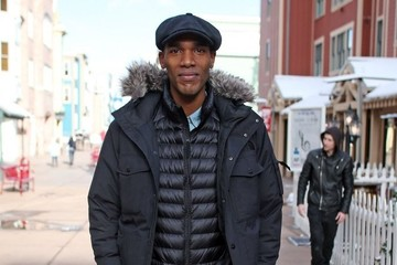 Parker Sawyers Celebrities Out and About at the Sundance Film Festival