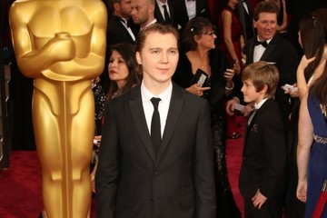 Paul Dano Arrivals at the 86th Annual Academy Awards — Part 7