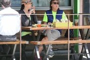 Paul McCartney and Nancy Shevell Get Lunch