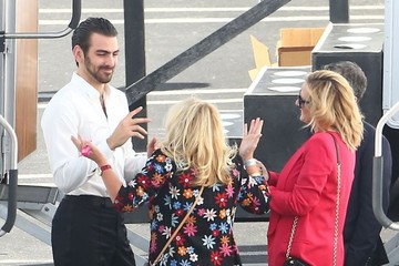 Peta Murgatroyd Celebs at the 'Dancing With the Stars' Studio