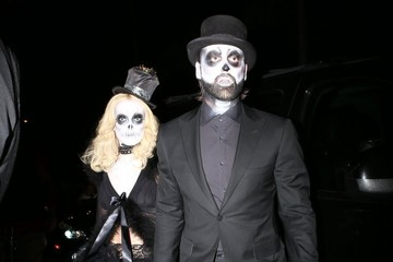 Peta Murgatroyd Celebrities Attend the Casamigos Halloween Party