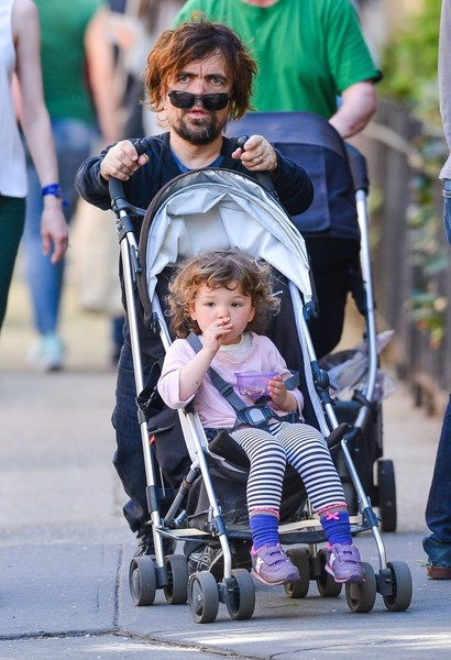 Peter Dinklage Photos Photos Peter Dinklage Out For A Walk With