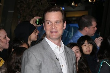 Peter Krause Celebrities Stop by 'Good Morning America'