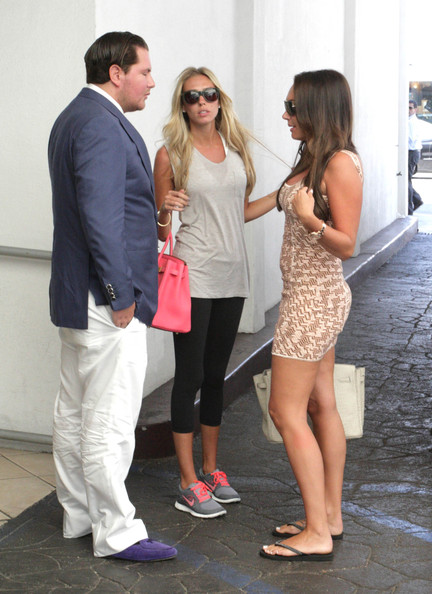 Petra Ecclestone and James Stunt - The Ecclestone Sisters Prepare to ...