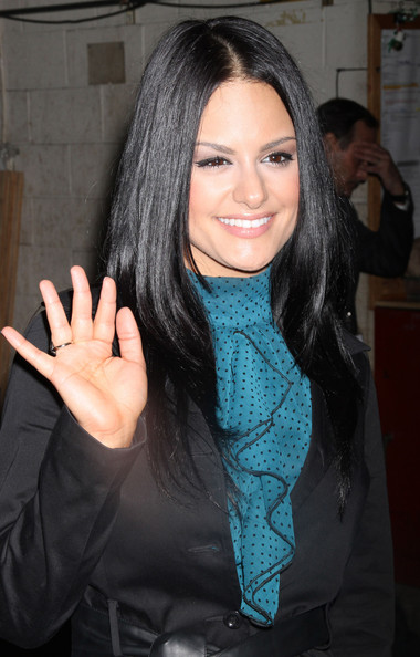 american idol pia toscano bio. Pia Toscano Arriving At quot;Live