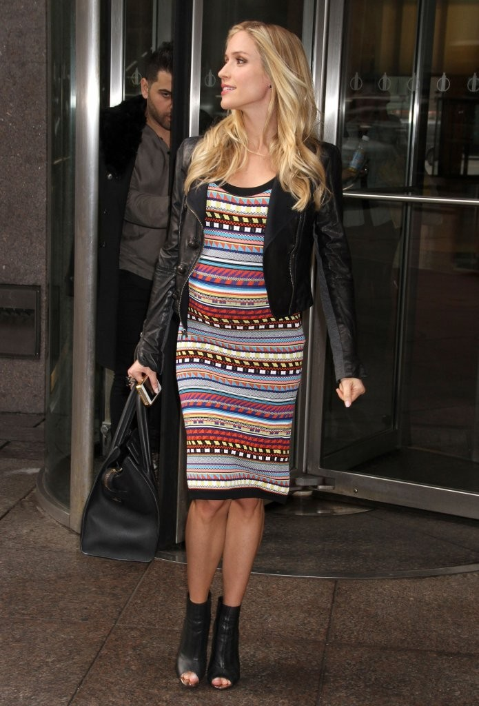 Kristin Cavallari Leaves the Sirius Studios