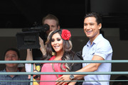 Bun in the Oven - Star Pics: July 19, 2012