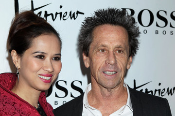 """Brian Grazer Chau-giang Thi Nguyen """"Pride Of Lowell"""" Art Exhibition - Arrivals"""