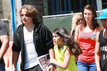 Prince Michael Jackson II T.J. Jackson Michael Jackson's Kids to the Mall