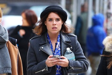 Princess Eugenie Princess Eugenie Out with Friends