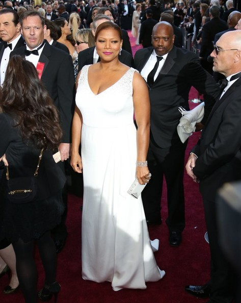 Queen Latifah - 85th Annual Academy Awards - Arrivals C