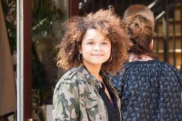 Rachel Crow Rachel Crow Hangs Out at the Grove